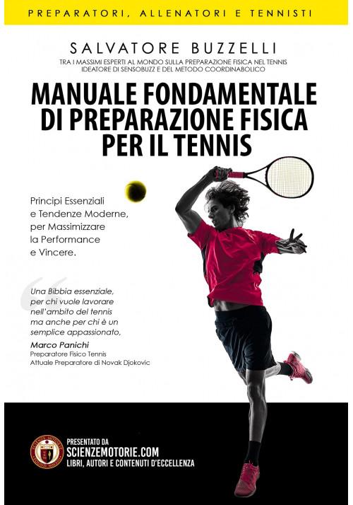 Libro Manuale Fondamentale di Preparazione Fisica per il Tennis
