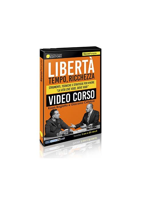 Video Corso Libertà Tempo Ricchezza
